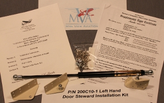 200C10-1 Left Hand Cabin Door Steward Installation Kit