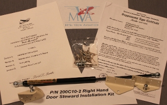 200C10-2 Right Hand Cabin Door Steward Installation Kit